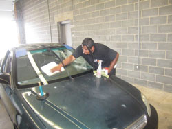 Windshield Replacement Safet